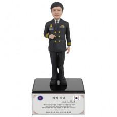 군인/해군피규어 트로피
