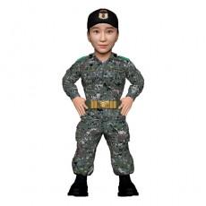 군인/육군/유격/훈련/여자조교