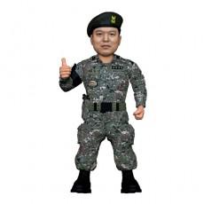 군인/헌병/지휘관
